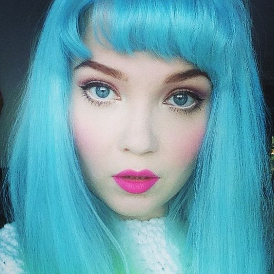 What hair colors would you like to see from Lime Crime ...