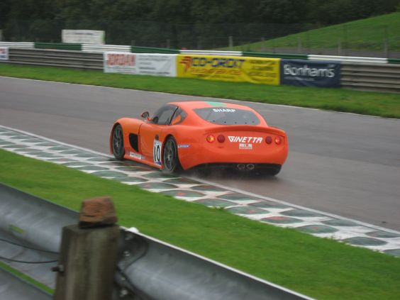 Tom Sharp Ginetta G50