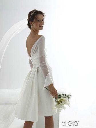 Le spose di Giò 2011 abito da sposa Collezione Informale