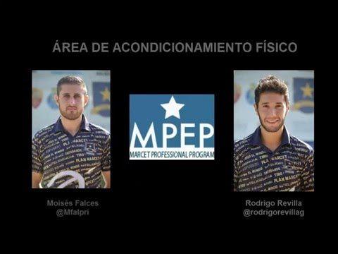 Fundación Marcet - Trabajo Coordinativo Técnico. Grupo Sub - 16