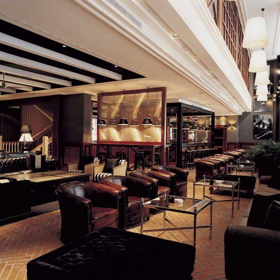 Alacena. Blog de arquitectura, diseño y decoración: Hotel 1898. Elegancia atemporal
