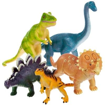 Brinquedo Learning Resources Jumbo Dinosaurs #Brinquedo #Learning Resources
