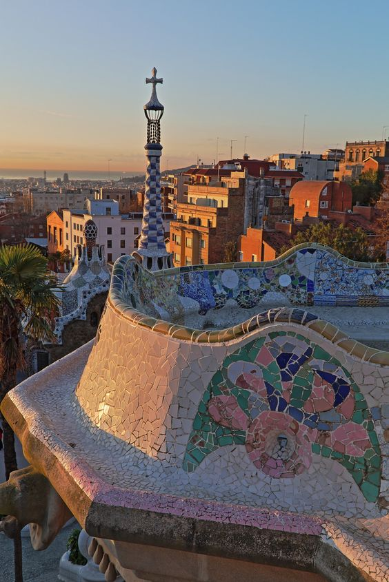 """ Barcelona - Spain (von Don McCullough) """
