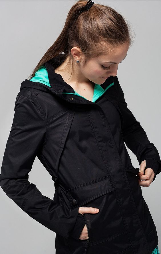Athletic Rain Jacket QYgyUb