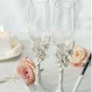 Flutes mariés lys