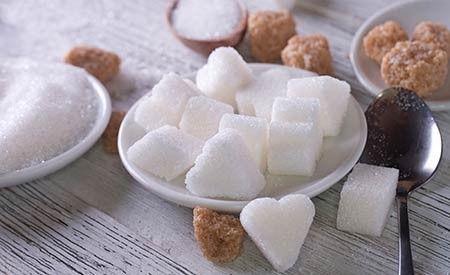 Zucker: Ein Risikofaktor für Lungenkrebs