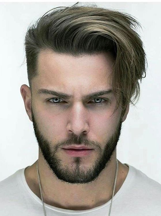 Whether You Want To See If You Look Good With An Undercut Or Long Hair The First Thing You Have To Do Men Haircut 2018 Cool Hairstyles For Men Cool Hairstyles