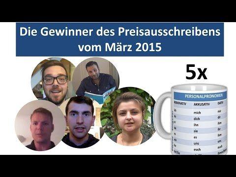 Deutsch lernen: B1-Prüfung (DTZ) -- sich vorstellen -- Present Yourself - YouTube