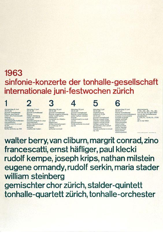 Sinfonie Konzerte