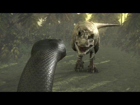 O último dia dos dinossauros. - YouTube