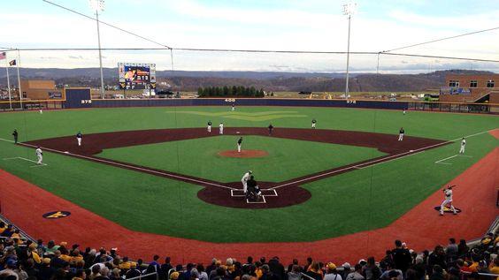 West Virginia University S Monongalia County Ballpark West Virginia West Virginia University Morgantown