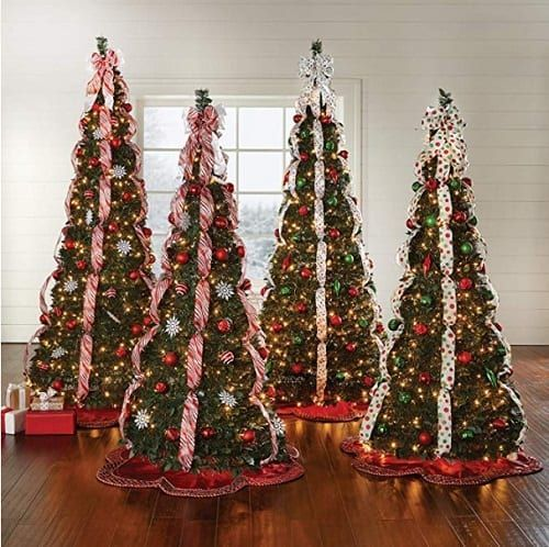 Top 20 Pop Up Christmas Trees 2021 Absolute Christmas Pre Lit Christmas Tree Pencil Christmas Tree Christmas Tree Themes
