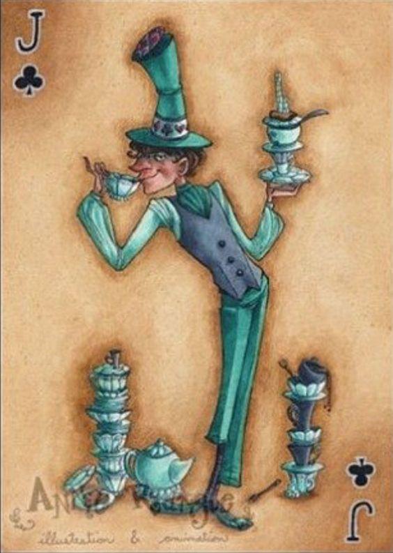 Annie Rodrigue   Alice in Wonderland  
