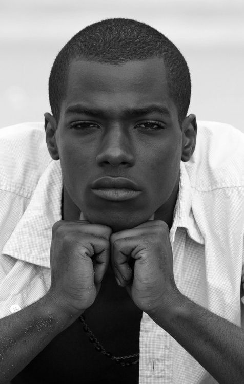 Dark Skinned men are handsome | Black Man | Pinterest ...