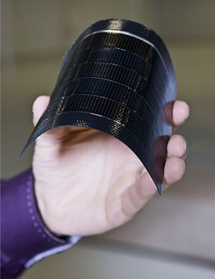 Flexible power - Alta Devices: Finding a Solar Solution