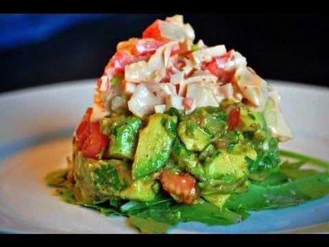 Reel Flavor - Crabmeat & Avocado Chopped Salad