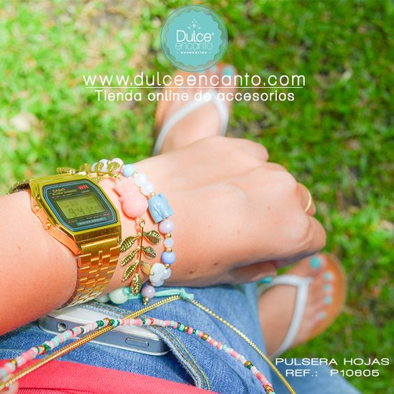 www.dulceecanto.com - Tienda online de accesorios para mujer - Compra tus accesorios desde la comodidad de tu casa u oficina #accesorios #aretes #collares #pulseras #bolsos #bisuteria #moda #fashion #colombia