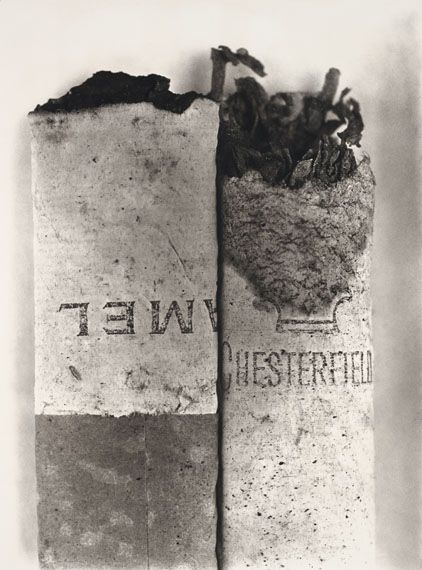 Irving Penn, Cigarette No. 37, 1972
