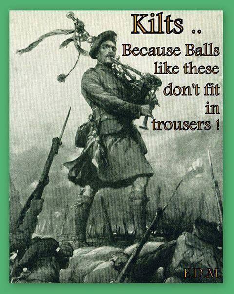 Scotland Forever !!