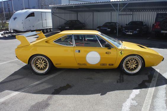 1976 Ferrari 308 GT4 - Competizione | Classic Driver Market