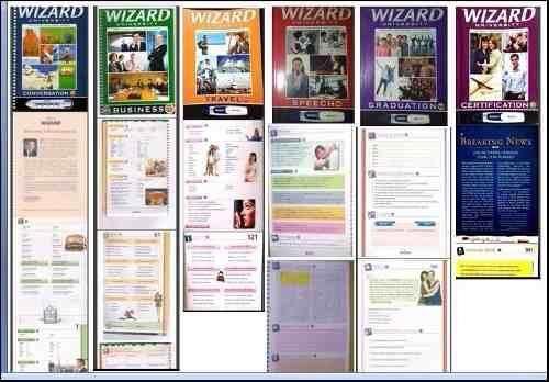 Livros Wizard Pdf W2 W4 W6 W8 W10 W12 Flex Homework Livro Em
