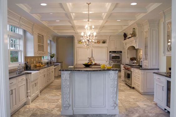Kitchens - Architectural Woodwork and Fine Cabinetry