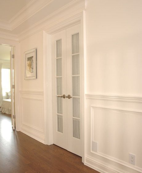 Le corridor chez les airoldi mes projects pinterest for Renover des portes interieures
