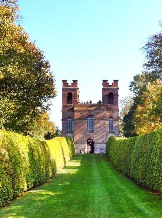Landscape Garden Surrey : Claremont landscape gardens w esher surrey princess