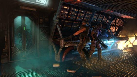 """""""Aliens: Colonial Marines para este año"""". ¿Qué nos espera?."""