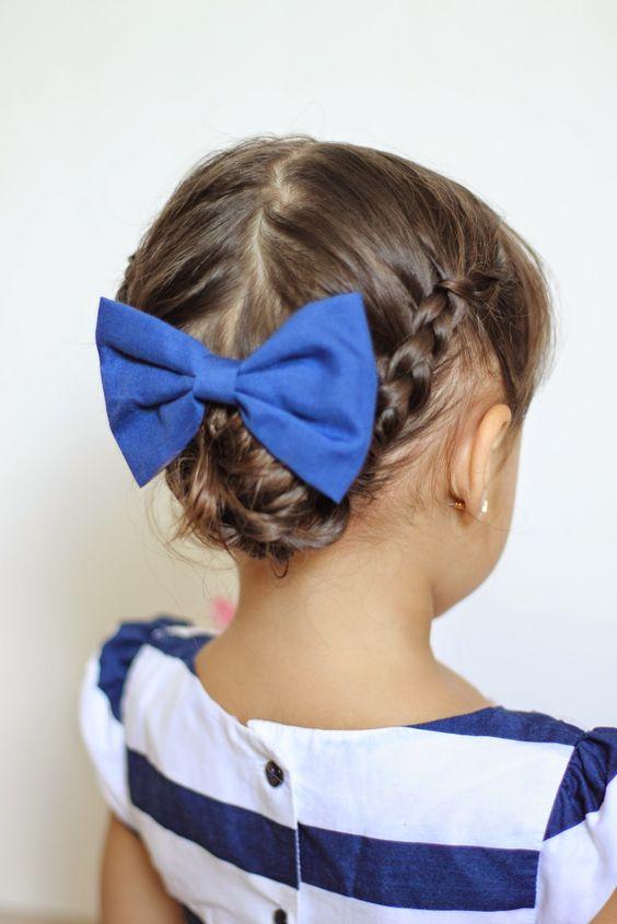 Amazing braided hairstyle for kids #hairstylesforkids #kids  http://www.fyglia.com/