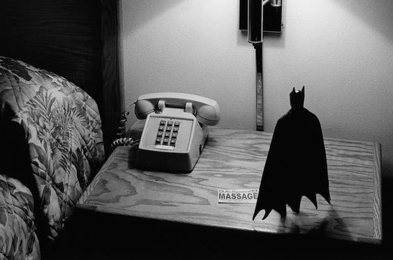 Curious Wanderings of Batman in the American Southwest - My Modern Metropolis