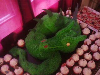 Dragon Cake Made By Tabitha Rodriguez @ Tabi's Custom Creations!