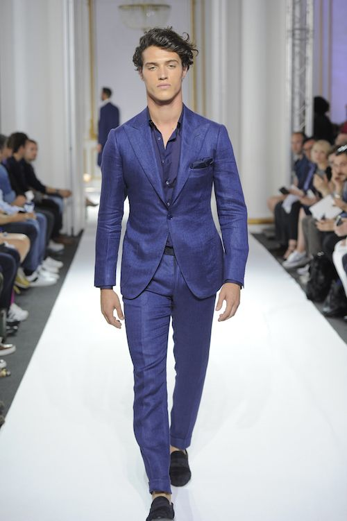 beautiful cifonelli spring/summer 2016 suit | My Style | Pinterest