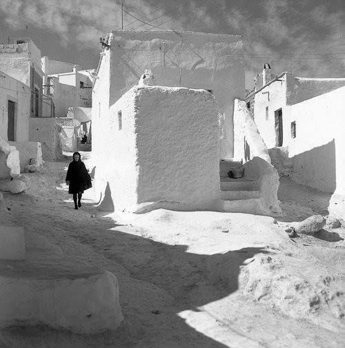 Photo by Carlos Pérez Siquier, Spain, 1958