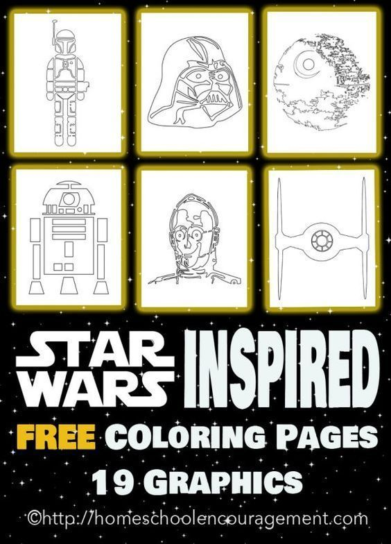 My Kids Are Beyond Excited To See Star Wars The Last Jedi If Yours Are Too Bu Finn Star Wars Ide Star Wars Coloring Book Star Wars Crafts Star Wars Party