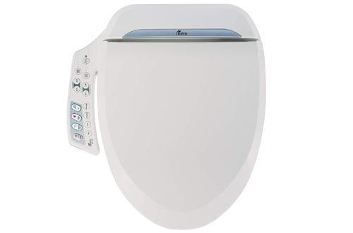 Toto C100 Washlet Electric Bidet Seat For Elongated Toilet In