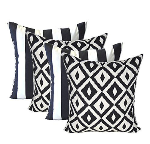 Patio Garden Throw Pillows Decorative Throw Pillows