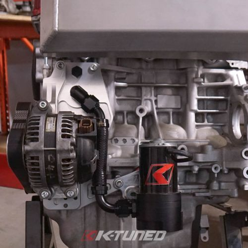 K Tuned Alternator Water Plate Kit With Electric Water Pump Electric Water Pump Water Pumps Alternator