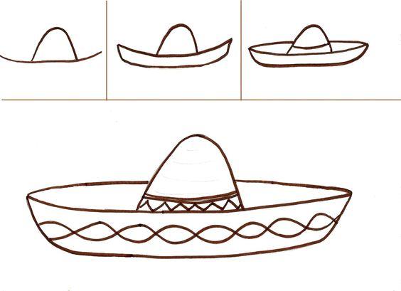 Sombreros | Art class ideas