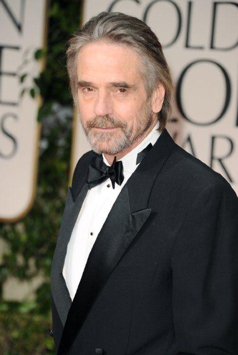 Golden Globe Award 2012, Jeremy Irons: