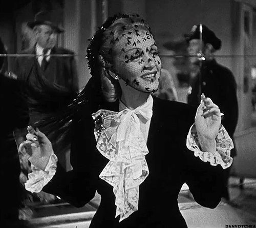 Marlene Dietrich in The Lady is Willing (Mitchell Leisen, 1942)from danvotchka