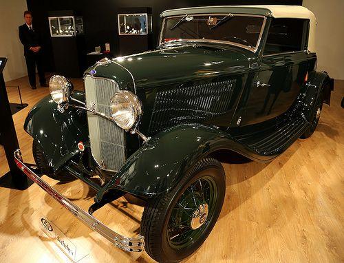 Ford V8 Cabriolet Pininfarina 1932