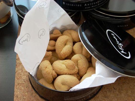 Butter Handmade Biscuits  Biscoitos Artesanais de Manteiga