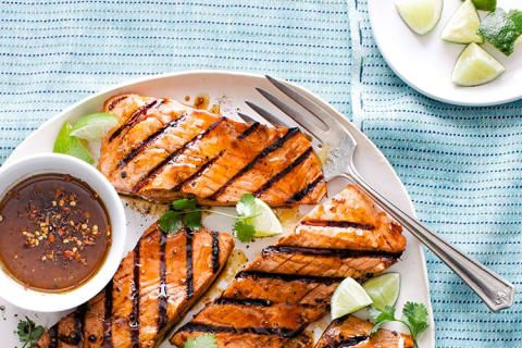 Firecracker Grilled Salmon Recipe: How To Make Delicious Grilled Salmon | Delta Faucet Inspired Living
