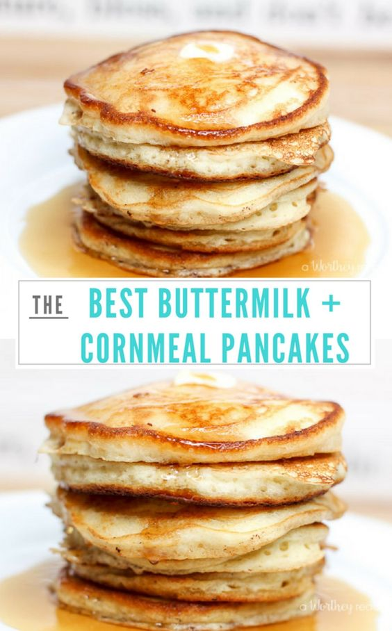 Breakfast is the best way to start the day filled with an easy pancake ...