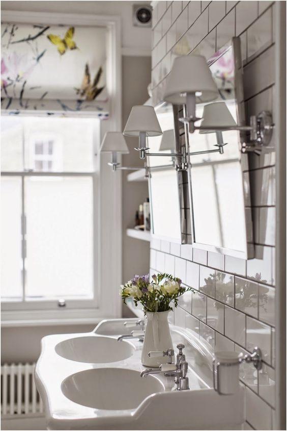 Pinterest the world s catalogue of ideas for Victorian terrace bathroom ideas