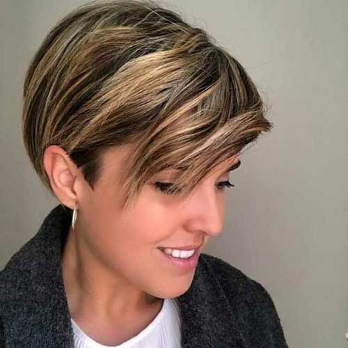40 Latest Pictures Of Short Layered Haircuts Pixie Haircut Thick Hair Styles Short Hair With Layers