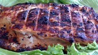 Le Garb: Bistronomia: Salmão dos Irmão com molho de camarão =P