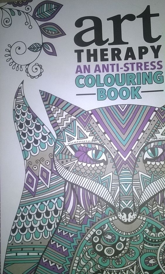 We Are Currently Working On The Art Therapy Colouring Book By Hannah Davies Richard Merritt