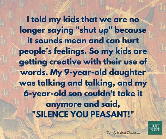 17 Kid Quotes That Will Make You Laugh So Hard You'll Cry